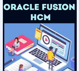 Fusion HCM 29th Batch@02-05-2020